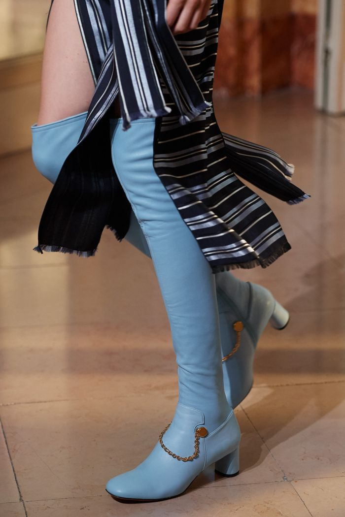 Модная обувь коллекция 2020 Altuzarra