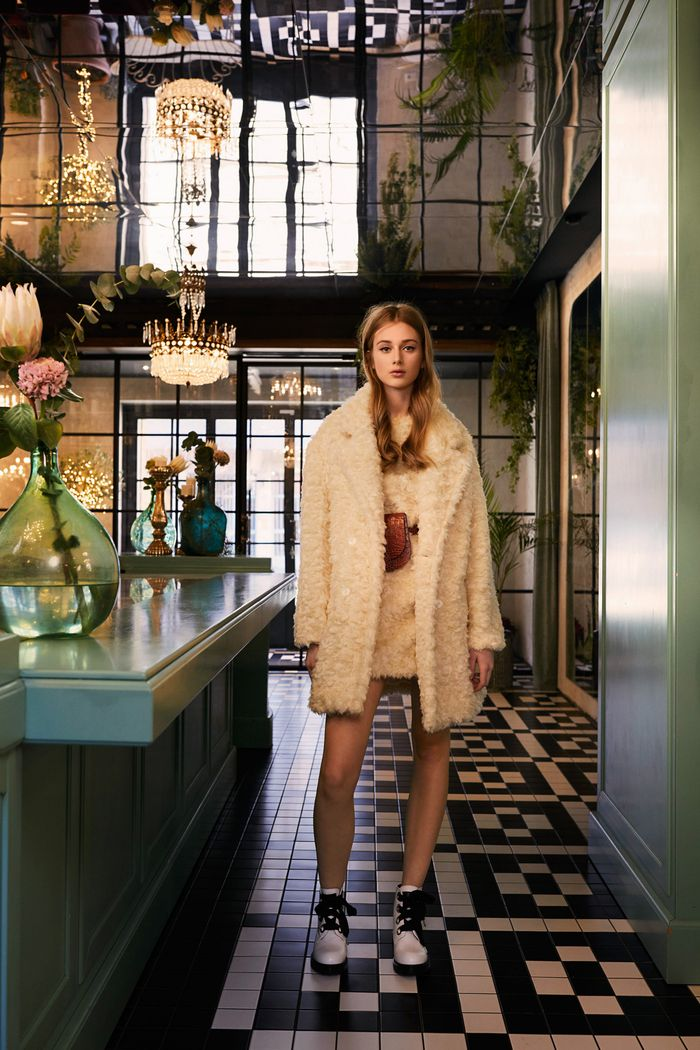 Тренды в одежде 2020 осень-зима. Коллекция Be Blumarine