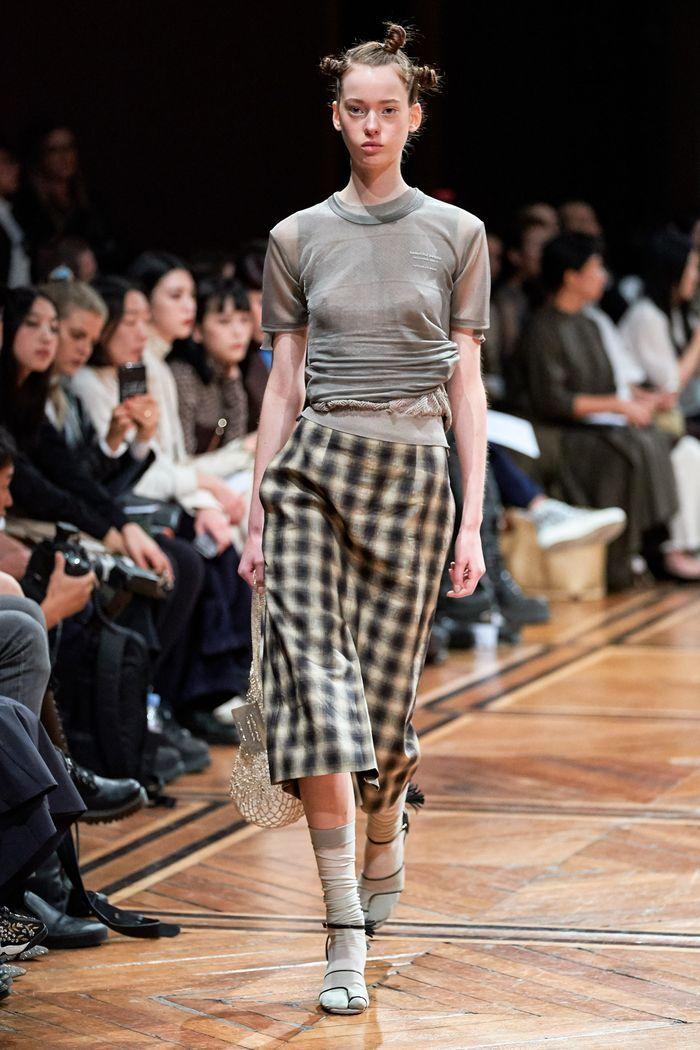 Модные принты в женской одежде 2020. Коллекция Beautiful People