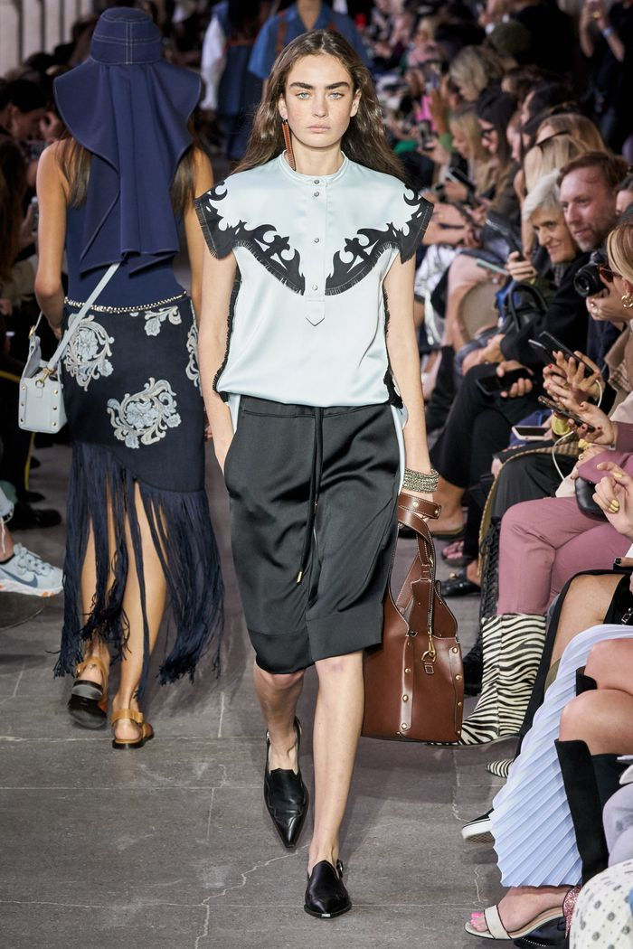 Тренды в одежде 2020 весна-лето. Коллекция Cédric Charlier