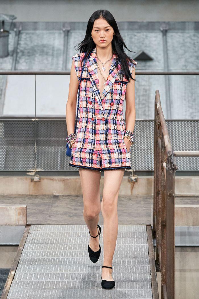 Тренды в одежде 2020 весна-лето. Коллекция Chanel