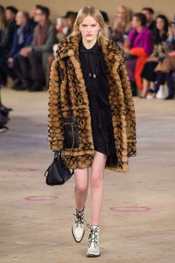 Тренды в одежде 2020 осень-зима. Коллекция Coach