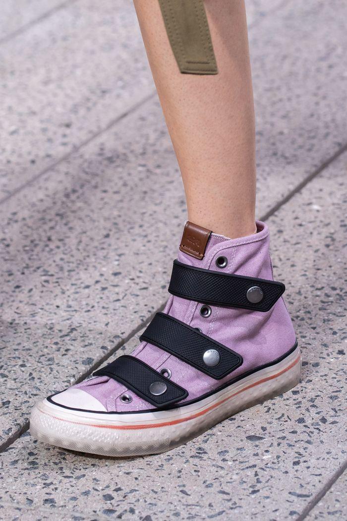 Модная обувь коллекция 2020 Coach