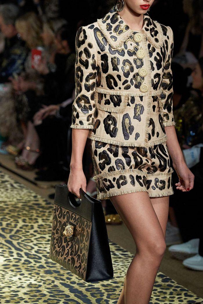 Модная сумка 2020 с круглой ручкой из коллекции Dolce & Gabbana