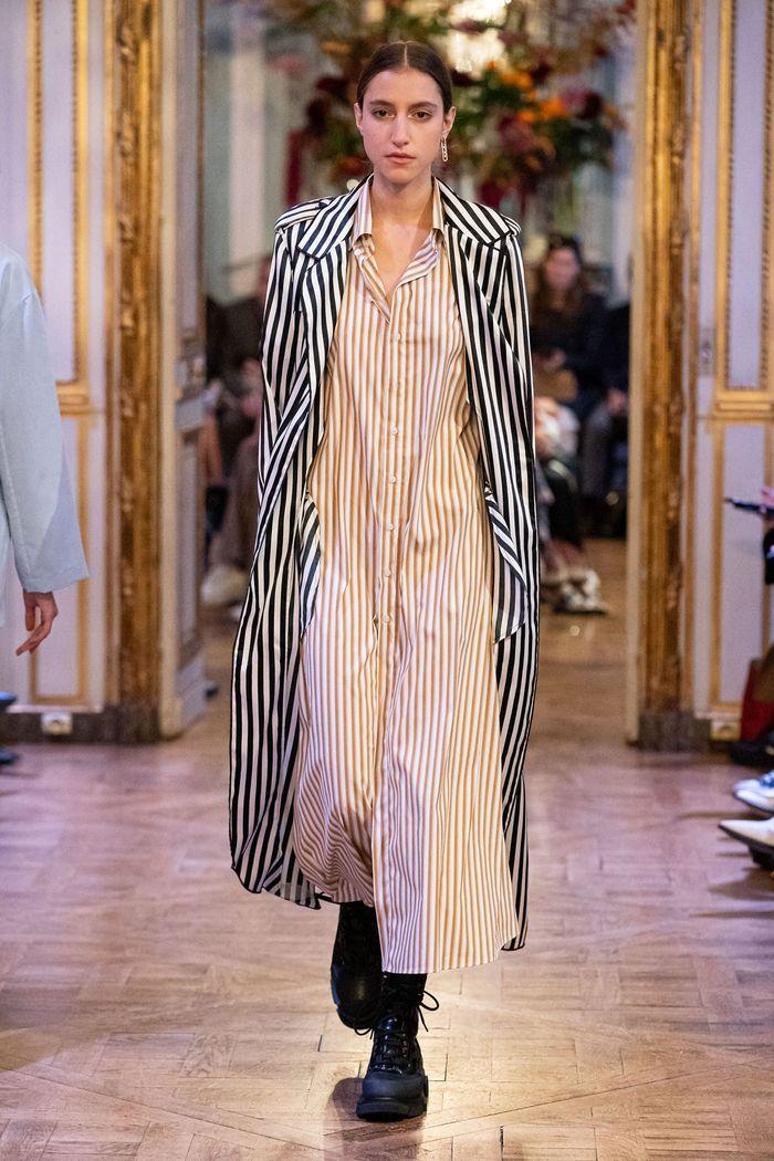 Модные принты в женской одежде 2020. Коллекция Each x Other