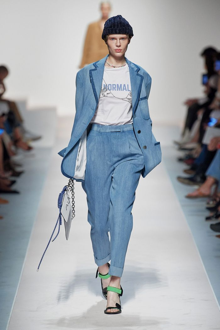 Трендовые цвета женской одежды 2020. Коллекция Ermanno Scervino