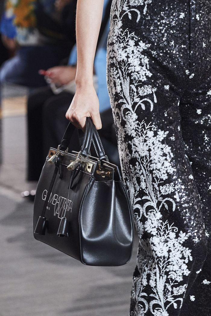 Модная сумка 2020 из коллекции Giambattista Valli