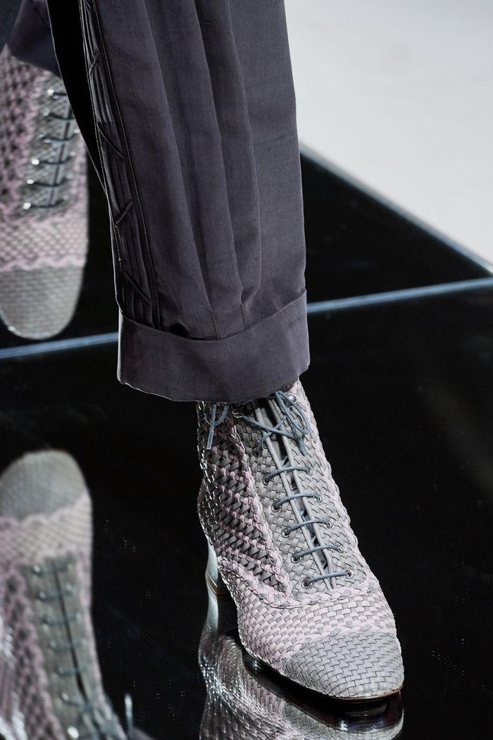 Модная обувь коллекция 2020 Giorgio Armani