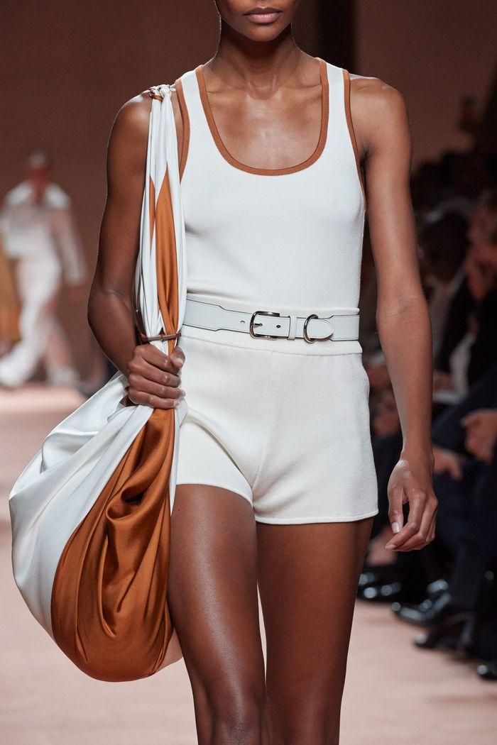 Модные объемные сумки 2020 в коллекции Hermès