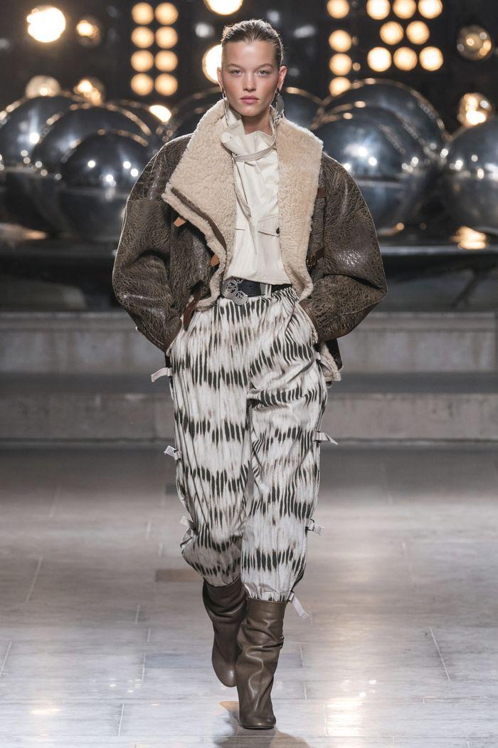 Тренды в одежде 2020 осень-зима. Коллекция Isabel Marant