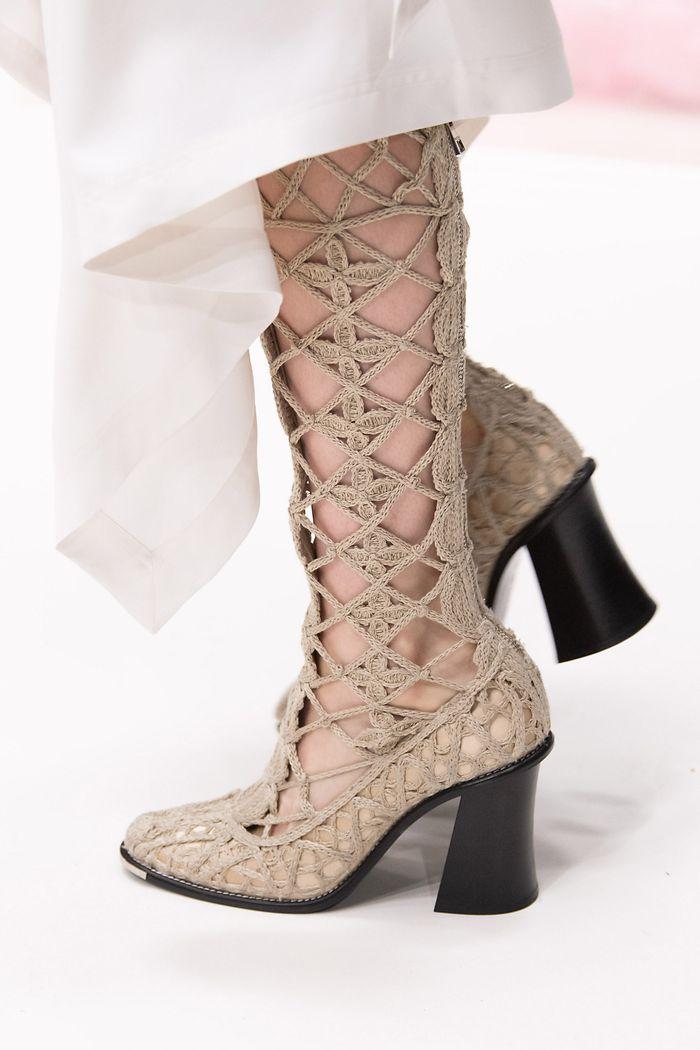 Модная обувь коллекция 2020 JW Anderson