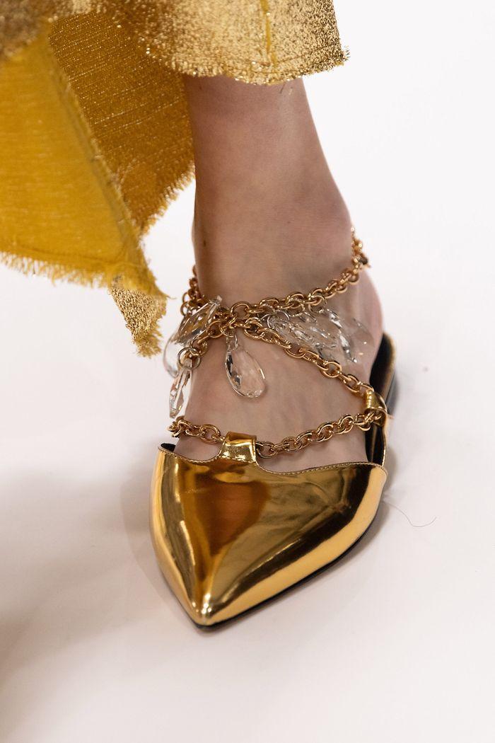 Модная обувь коллекция JW Anderson 2020