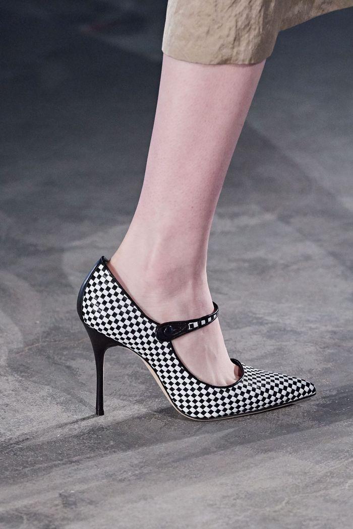 Модная обувь коллекция 2020 Jason Wu Collection