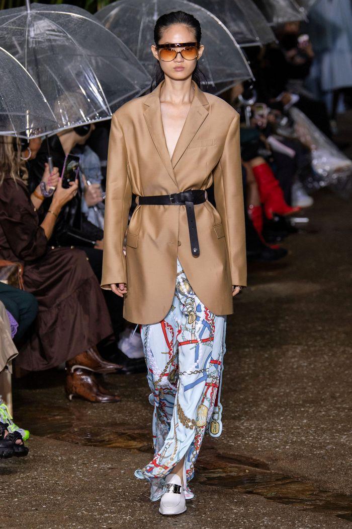 Тренды в одежде 2020 весна-лето. Коллекция Lanvin