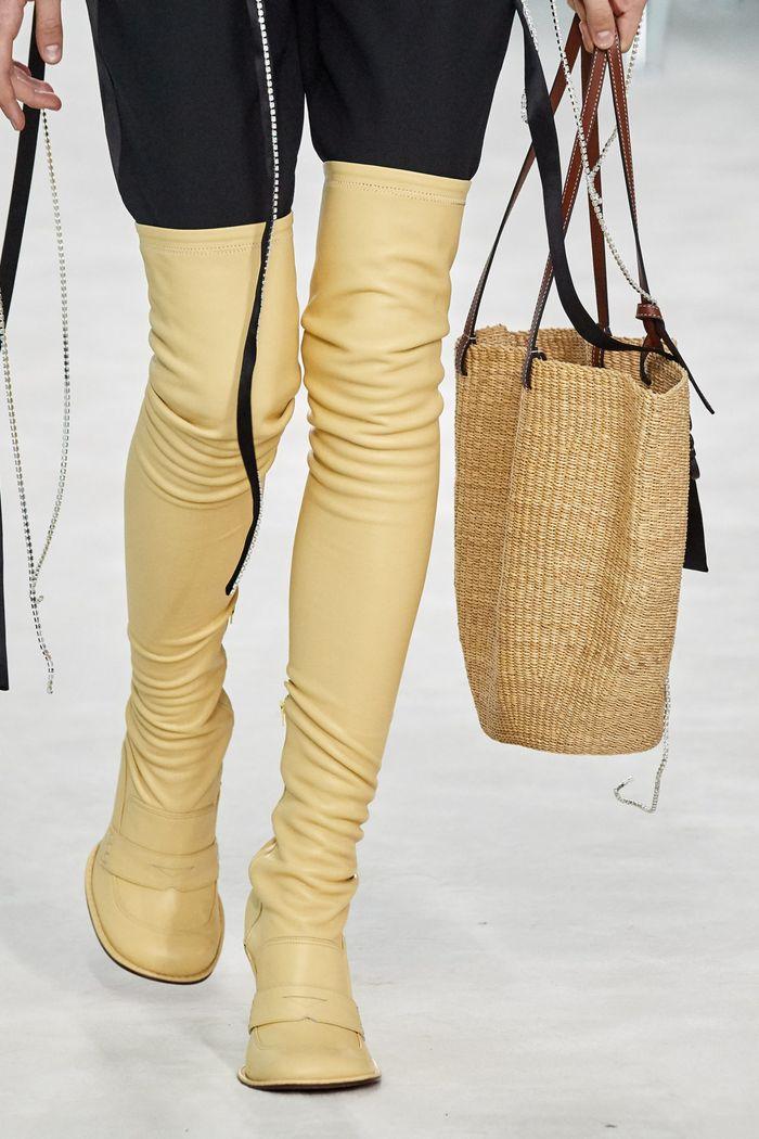 Модная обувь коллекция 2020 Loewe