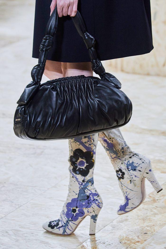 Модная обувь коллекция 2020 Miu Miu