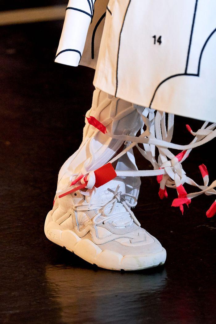 Модная обувь коллекция 2020 Off-White