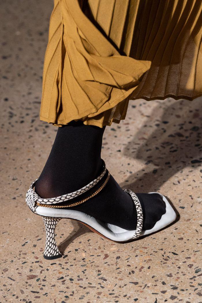 Модная обувь коллекция 2020 Proenza Schouler