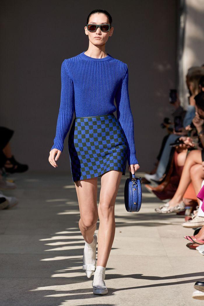 Трендовые цвета женской одежды 2020. Коллекция Salvatore Ferragamo