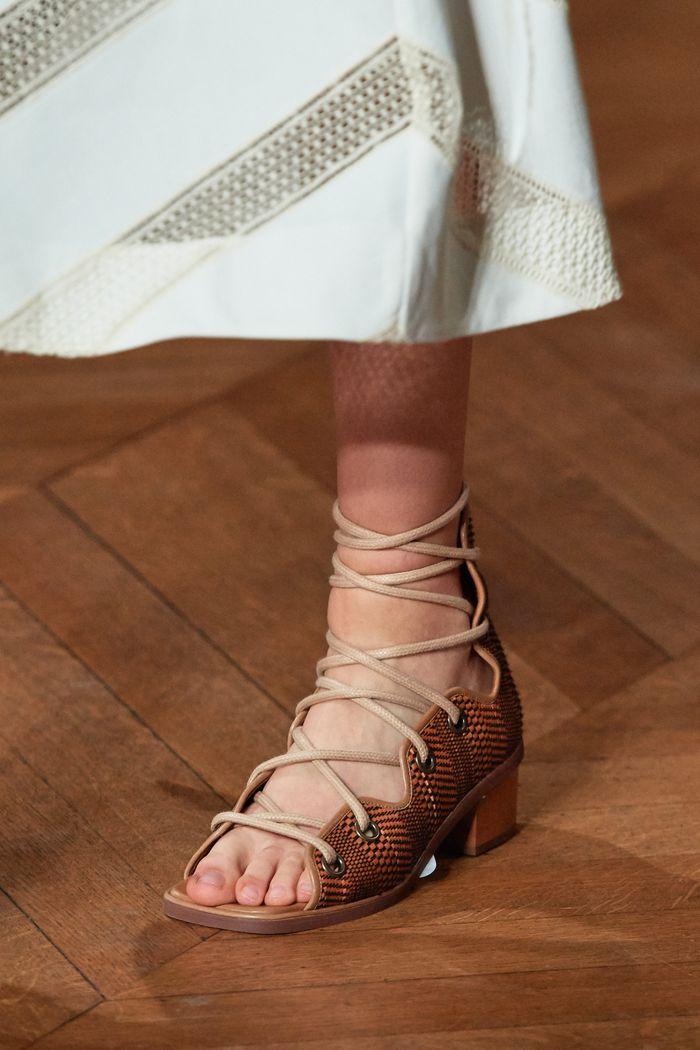 Модная обувь коллекция 2020 Stella McCartney