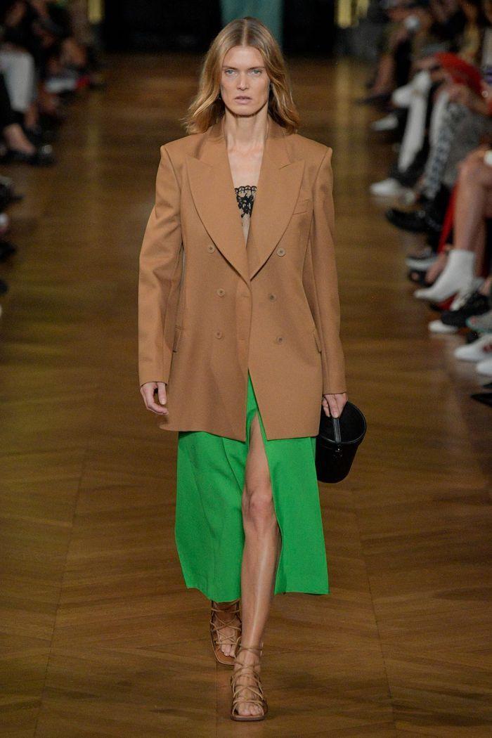 Тренды в одежде 2020 весна-лето. Коллекция Stella McCartney