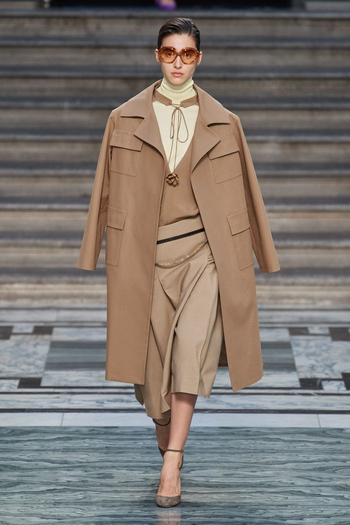 Тренды в одежде 2020 осень-зима. Коллекция Victoria Beckham