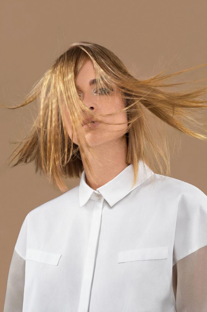 Модные стрижки и прически 2020