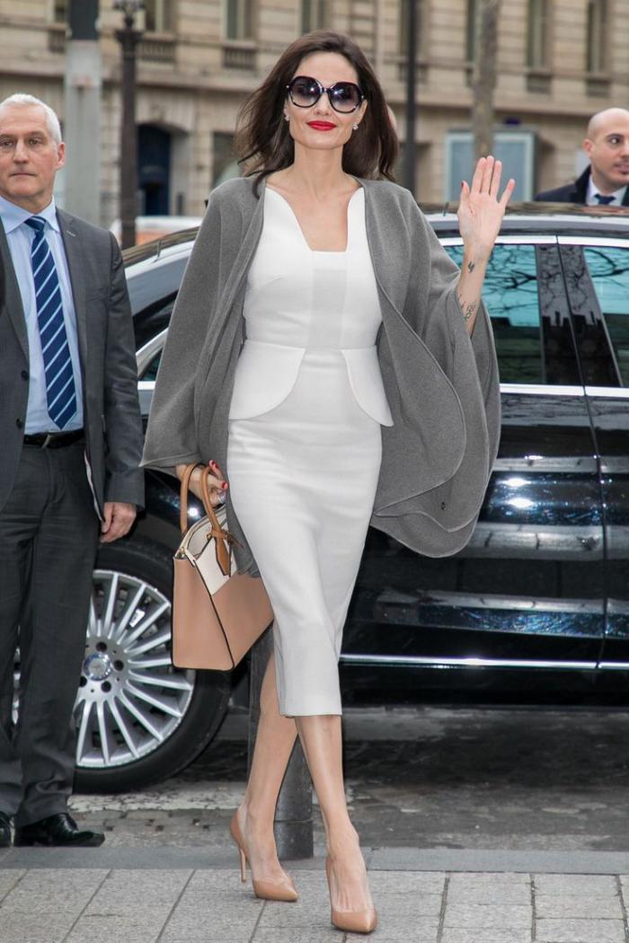 Правила стиля Анджелины Джоли