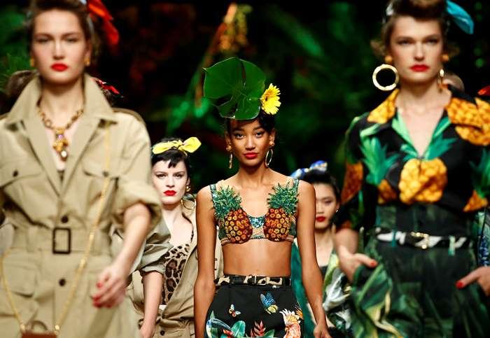 Тренды женской модной одежды 2020 весна-лето