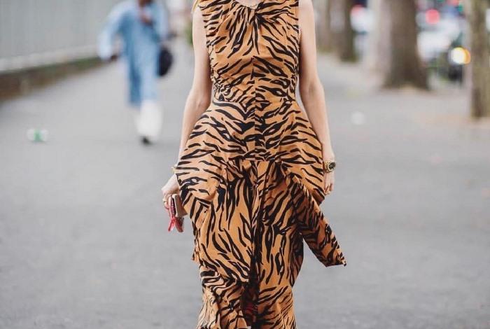 Модные принты в женской одежде 2020