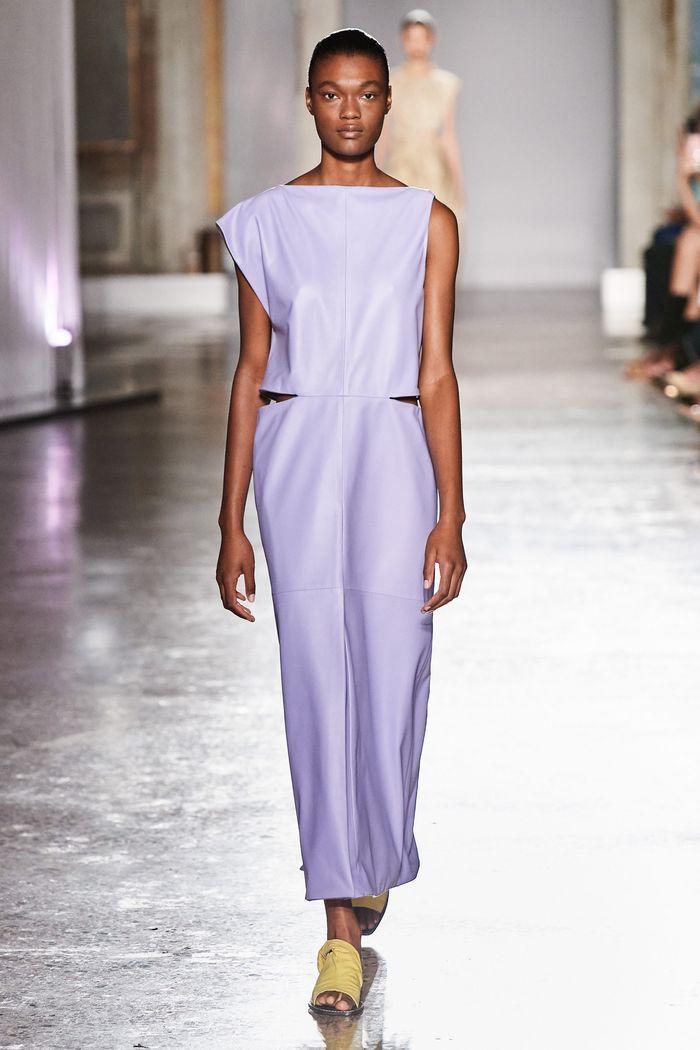 Модные цвета платьев 2020. Коллекция Gabriele Colangelo