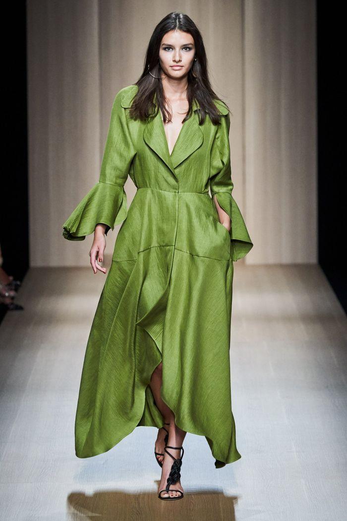 Модные цвета платьев 2020. Коллекция Genny