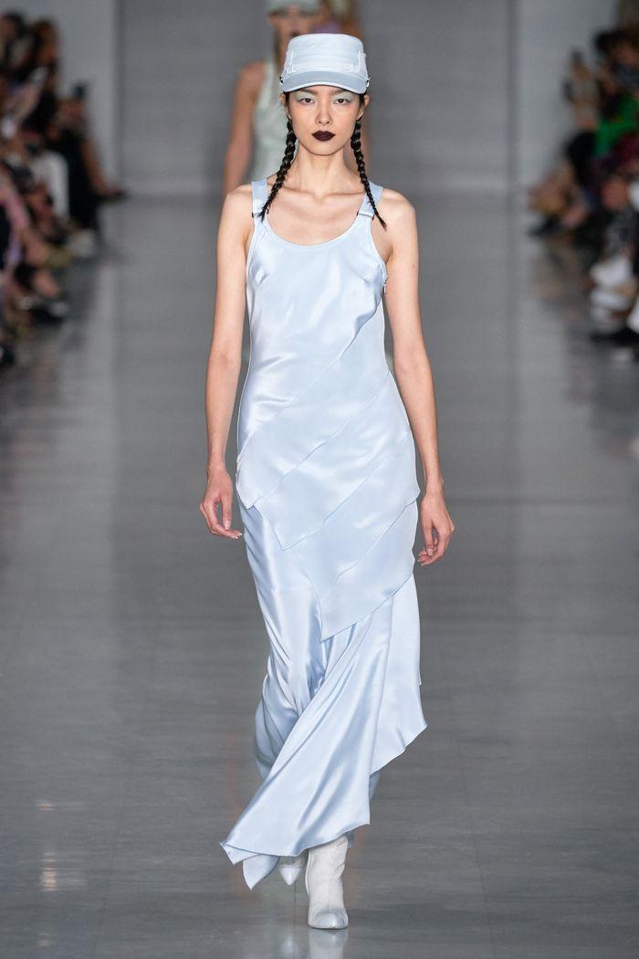 Модные цвета платьев 2020. Коллекция Max Mara