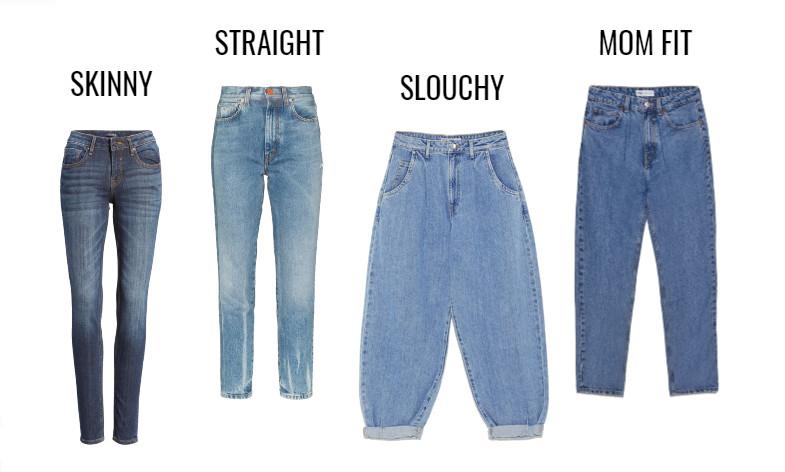 Модные джинсы 2020 года - 4 трендовых модели