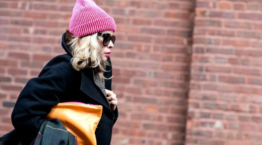 Какую шапку носить с пальто? Советы стилиста