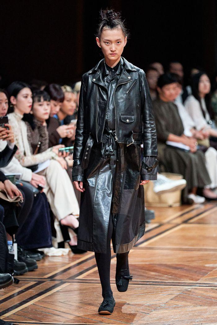 Модная кожаная куртка 2020 из коллекции Beautiful People