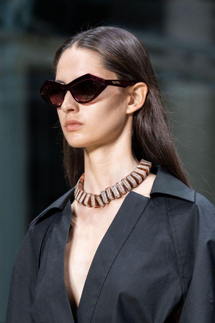 Модная оправа 2020 из коллекции Bottega Veneta