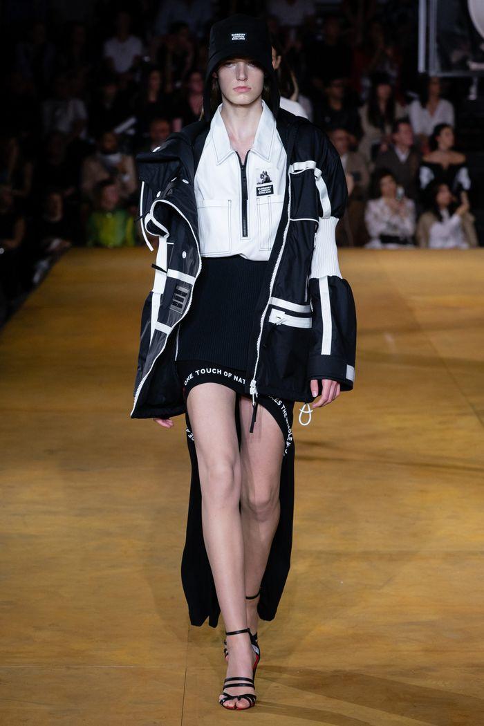 Модные куртки 2020 из коллекции Burberry
