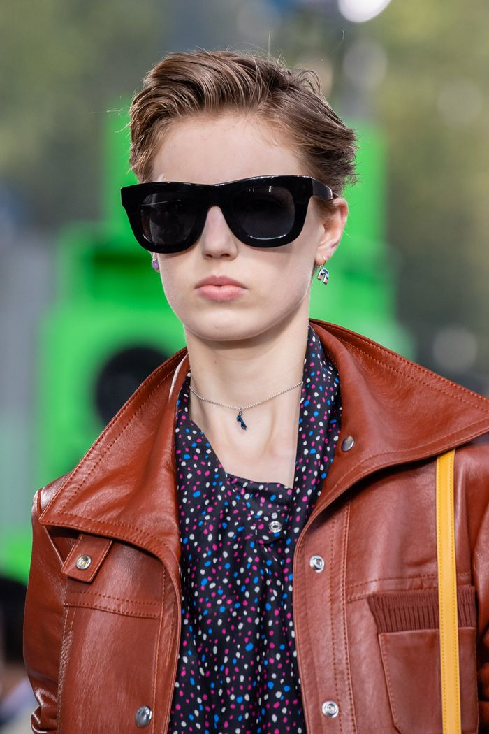 Модные женские солнцезащитные очки wayfarer из коллекции 2020 Coach
