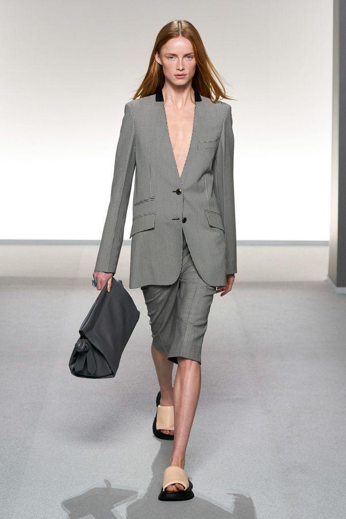 Модные костюмы с шортами из коллекции весна-лето 2020 Givenchy