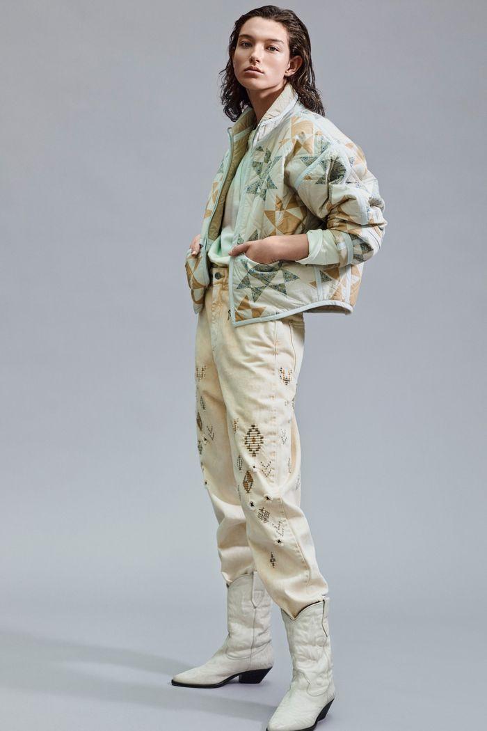 Модные стеганые куртки 2020 из коллекции Isabel Marant