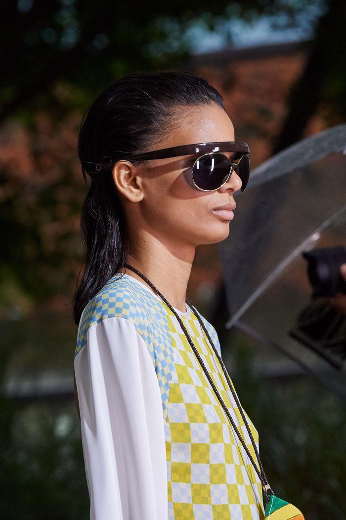 Модные очки aviator из коллекции 2020 Lanvin