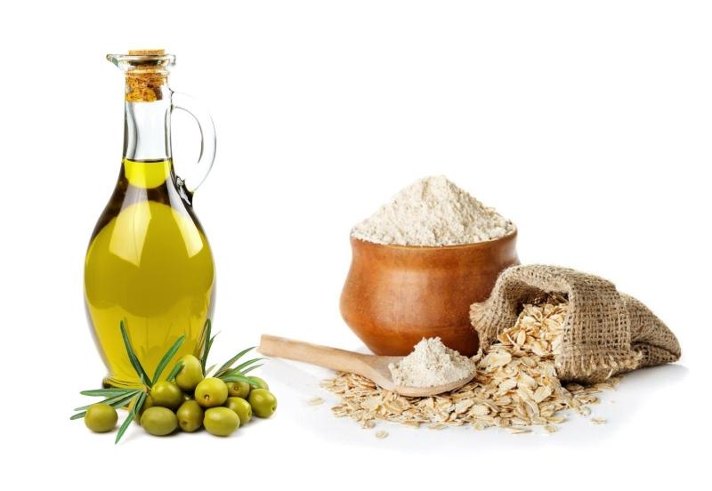 Рецепт № 2 - домашняя маска на основе оливкового масла для нормальной и комбинированной кожи