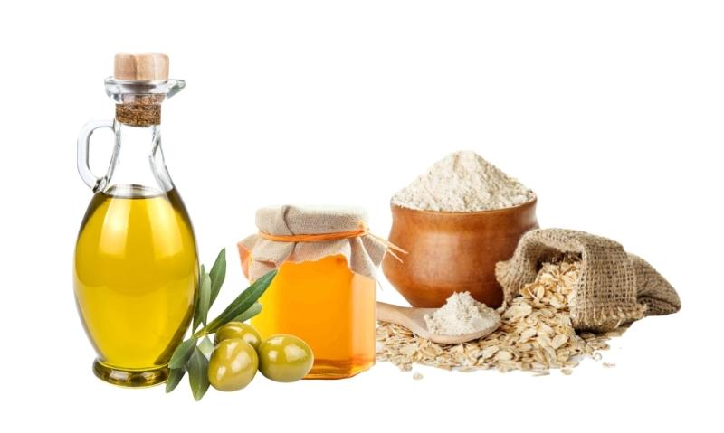 Рецепт № 3 - маска от морщин с оливковым маслом для увядающей кожи