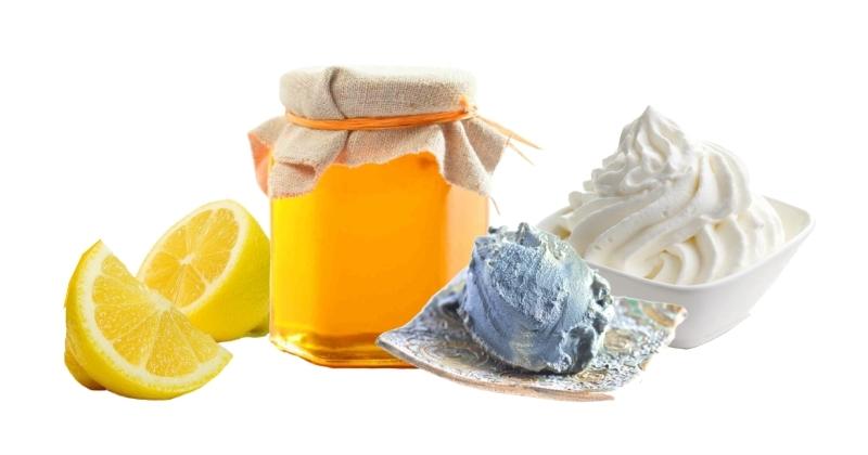 Рецепт № 5 - домашняя маска от морщин на основе голубой глины