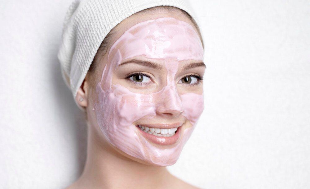4 натуральные маски для лица, которые можно сделать дома
