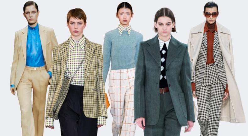 Одежда в деловом стиле. Коллекция Victoria Beckham