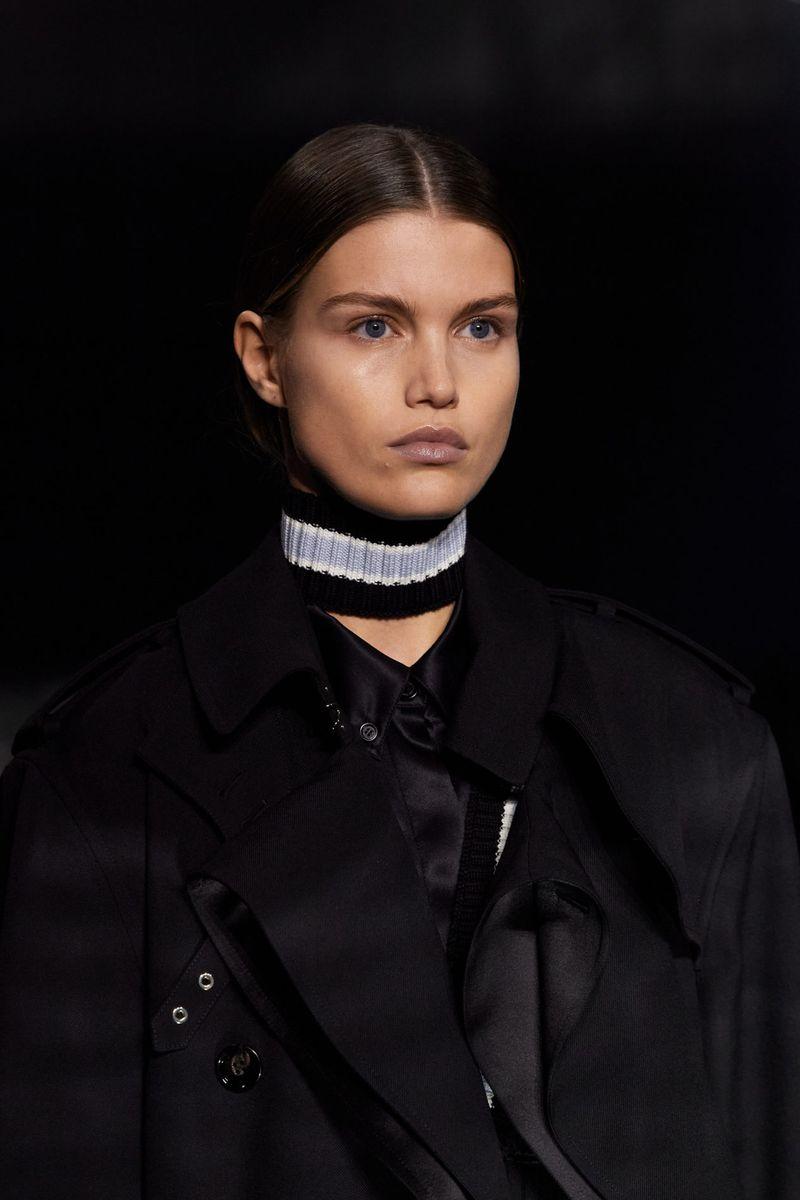 Модный аксессуар осень-зима 2020-2021 из коллекции Burberry