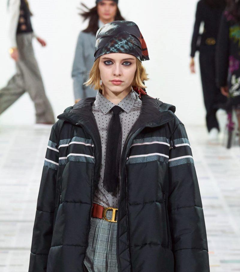 Модный аксессуар осень-зима 2020-2021 из коллекции Christian Dior