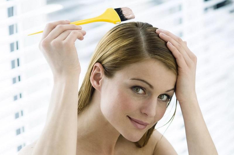 Качественное окрашивание волос в домашних условиях